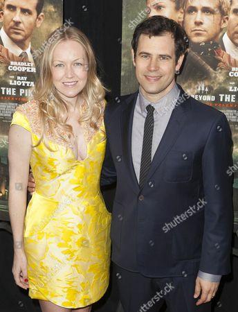Lynette Howell and Alex Orlovsky