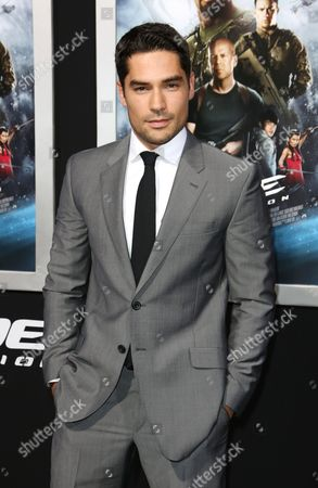 Editorial photo of 'G.I. Joe: Retaliation' film premiere, Los Angeles, America - 28 Mar 2013