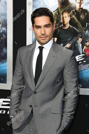 Stock Picture of DJ Cotrona