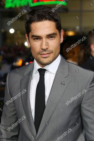 Stock Photo of DJ Cotrona