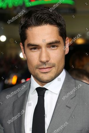 Stock Image of DJ Cotrona