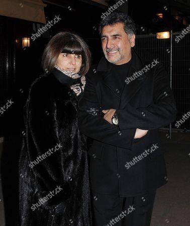 James Caan and Aisha Caan