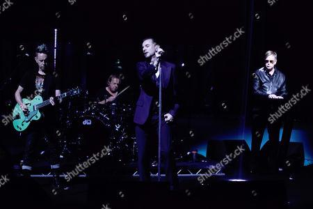 Depeche Mode - Martin Gore, Dave Gahan, Andrew Fletcher