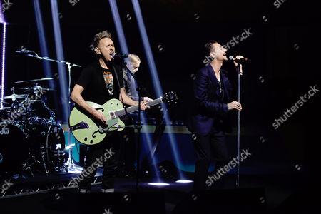 Depeche Mode - Martin Gore, Andrew Fletcher, Dave Gahan