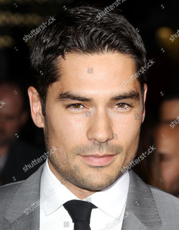 Editorial image of 'G.I. Joe: Retaliation' film premiere, Los Angeles, America - 28 Mar 2013