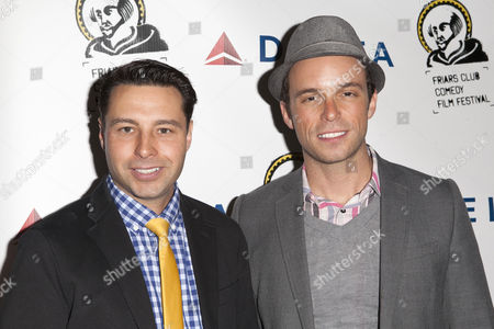 Editorial image of 'He's Way More Famous Than You' film screening, 5th Annual Friars Club film festival, New York, America - 01 Apr 2013