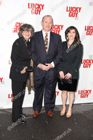 Stock Picture of Jim Dwyer and guests