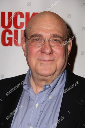 Editorial image of 'Lucky Guy' play opening night, New York, America - 01 Apr 2013