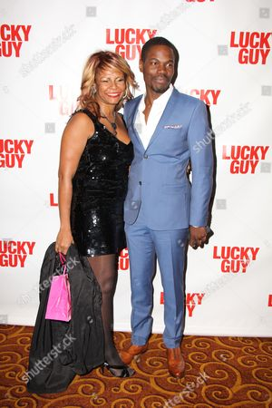 Editorial photo of 'Lucky Guy' play opening night, New York, America - 01 Apr 2013