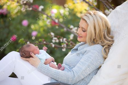 Holly Madison daughter and Rainbow Rotella