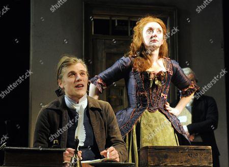 Johnny Flynn as Jim Trumpett, Elizabeth Berrington as Mrs Trumpett