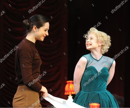 Maya Wasovicz as Vickie, Faye Castelow as Ruth Ellis