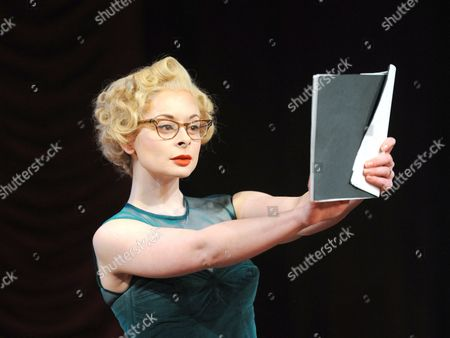Faye Castelow as Ruth Ellis