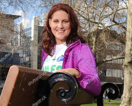 March 19 2012 - Swimmer Joanne Jackson.