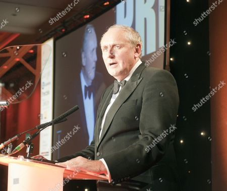 Daily Mail Editor In Chief Paul Dacre Accepts One Of A Several Awards At The U.k. Press Awards In London. 21/03/12 Reporter Eleanor Harding.