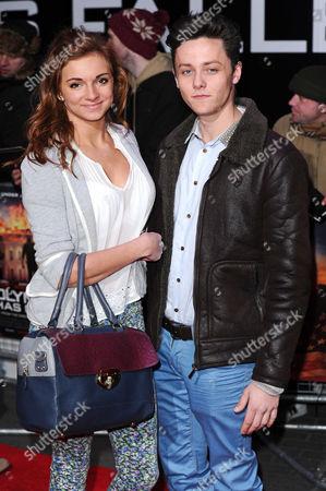 Editorial picture of 'Olympus Has Fallen' film premiere, London, Britain - 03 Apr 2013
