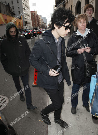 Brian Chase and Nick Zinner of the Yeah Yeah Yeahs