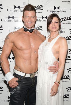 Chef Carla Pellegrino and Chippendale