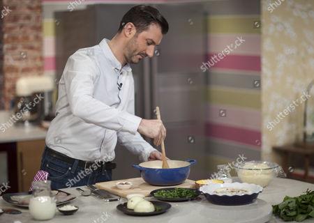 Chef Mark Sargent