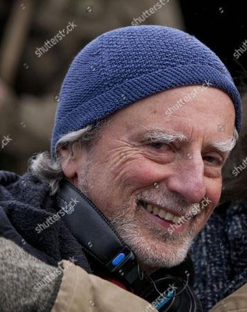 HEMINGWAY & GELLHORN, (2012) Philip Kaufman director on set.