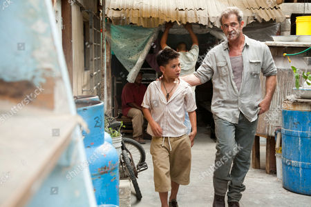 HOW I SPENT MY SUMMER VACATION (AKA GET THE GRINGO) (2012) Kevin Hernandez, Mel Gibson
