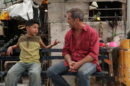 HOW I SPENT MY SUMMER VACATION (AKA GET THE GRINGO) (2012) Kevin Hernandez, Mel Gibson,