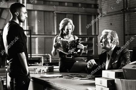 JACK FALLS (2011)  Adam Deacon, Annie Cooper, Alan Ford