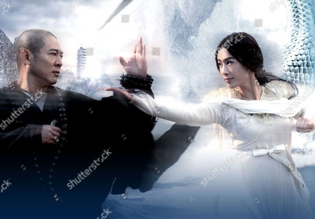 THE EMPEROR AND THE WHITE SNAKE AKA THE SORCERER AND THE WHITE SNAKE (2011)  Jet Li   Shengyi Huang