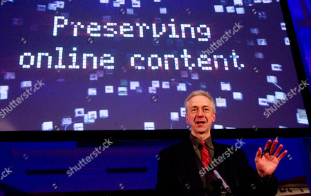 Roly Keating - Chief Executive of the British Library