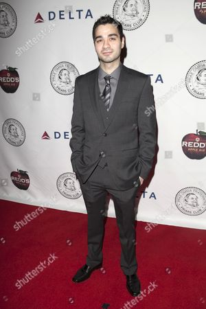 Editorial picture of The Friars Club Roast honouring Jack Black, New York, America - 05 Apr 2013