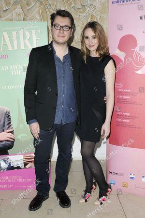Regis Roinsard & Deborah Francois