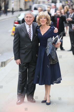 Mark Eden and Sue Nicholls