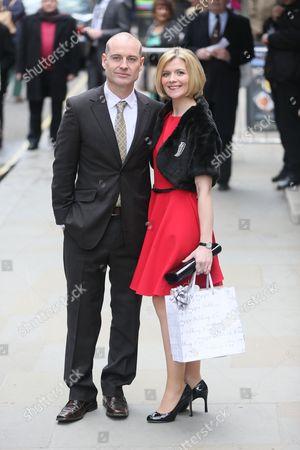 Robert Beck and Jane Danson