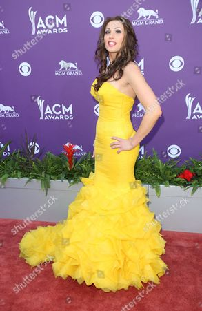Editorial image of 48th Annual Academy of Country Music Awards, Las Vegas, America - 07 Apr 2013