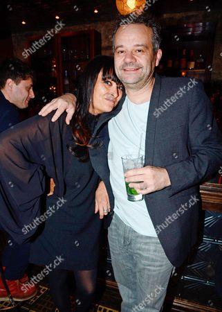 Plaxy Locatelli and Mark Hix