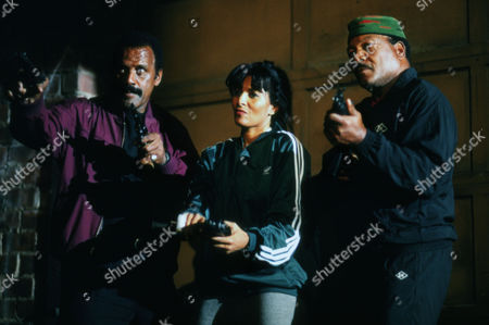 ORIGINAL GANGSTAS (1996)  Fred Williamson, Pam Grier, Jim Brown