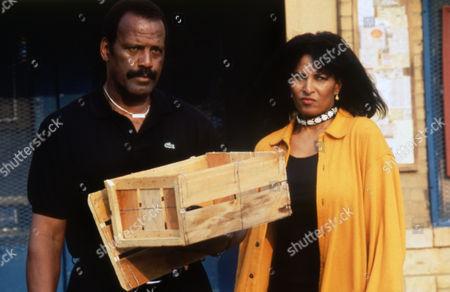 ORIGINAL GANGSTAS (1996)  Fred Williamson, Pam Grier