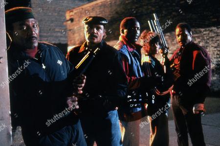 Original Gangstas (1996) Jim Brown, Ron O'Neal, Richard Roundtree, Dam Grier, Fred Williamson