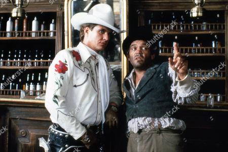 Rustlers Rhapsody (1985)  Tom Berenger ; G W Bailey,