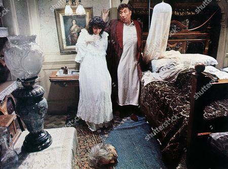 The House in Nightmare Park (1973)   Frankie Howerd, Ray Milland