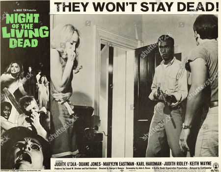Night of the Living Dead (1968)  Duane Jones, Judith O'Dea