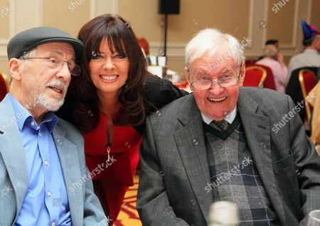 Andrew Sachs, Vicki Michelle and Richard Briers