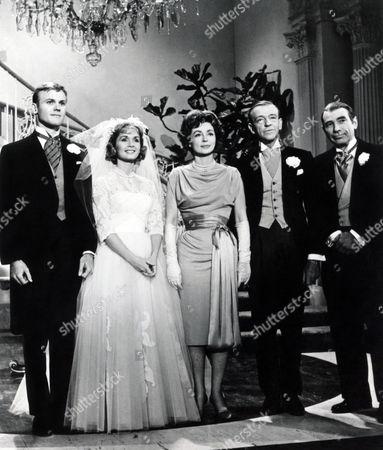 The Pleasure of His Company (1961)  Tab Hunter,   Debbie Reynolds,   Lilli Palmer,   Fred Astaire,   Gary Merrill