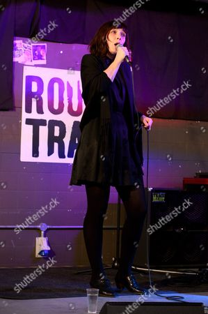 Editorial picture of Sarah Blasko in concert at Rough Trade East, London, Britain - 08 Apr 2013