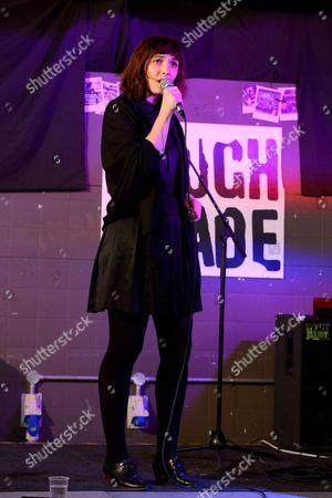 Stock Picture of Sarah Blasko