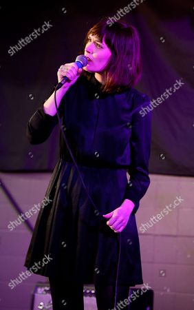 Editorial picture of Sarah Blasko in concert at Rough Trade East, London, Britain - 08 Apr 2013