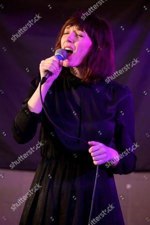 Stock Image of Sarah Blasko