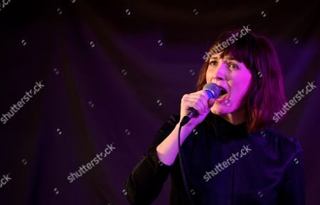 Editorial photo of Sarah Blasko in concert at Rough Trade East, London, Britain - 08 Apr 2013