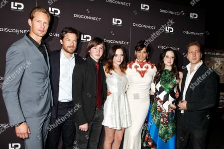Editorial picture of 'Disconnect' film screening, New York, America - 08 Apr 2013