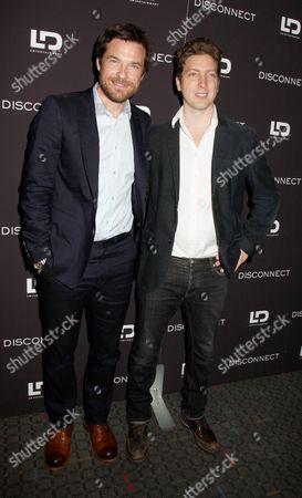 Jason Bateman and Director Henry Alex Rubin